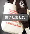 コレクティブストアの商品を5,000円以上購入でCSオリジナルエコバック全員プレゼント!