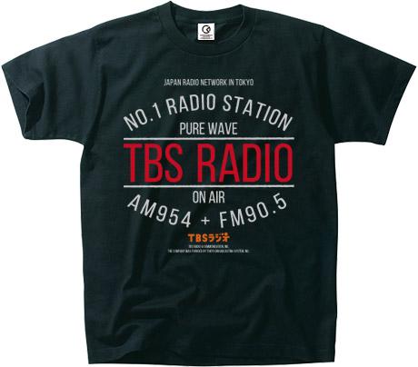 TBSラジオTシャツ