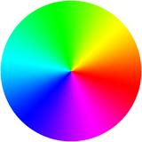図1:色相環