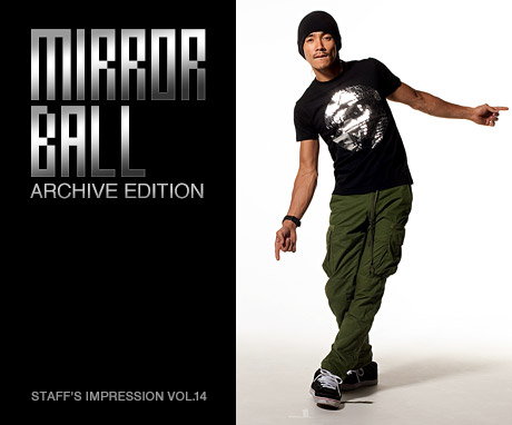 VOL.14 MIRROR BALL Archive Edition/KEN ISHII Bugged-in Fusion