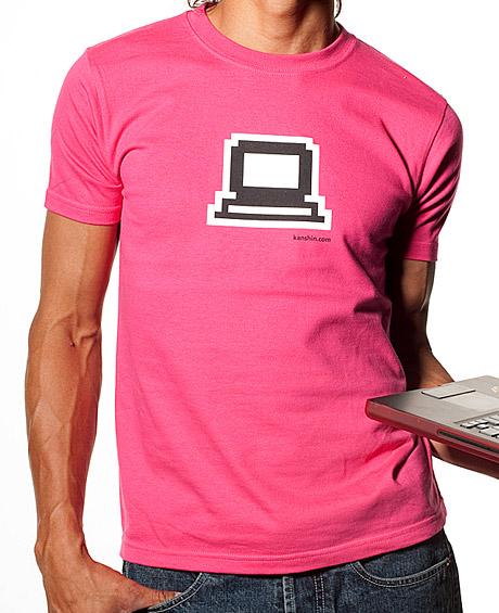 関心空間Tシャツ