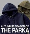 毎年9月のアクセスキーワードトップは【パーカー】 在庫が無くなる前、秋口の今がパーカーを手に入れるチャンスです