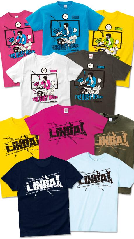 LINDA! Tシャツ