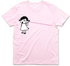 ウマカケバクミコTシャツ