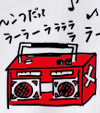 TBSラジオ【たまむすび】赤江珠緒画イラストTシャツ販売開始!