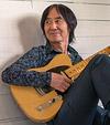 希代のギタリスト伊藤銀次の45周年記念Tシャツを25日18時から販売開始!
