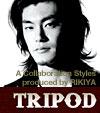 俳優・RIKIYAのコラボスタイルブランド「TRIPOD」始動!