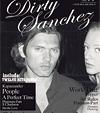 """Christopher Just """"Dirty Sanchez""""日本限定CS+来日記念 ニューエレクトロの貴公子クリストファージャストのフォトTシャツ"""