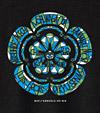【ちはやぶる神の国】オフィシャルグッズ先行販売開始!織田信長の家紋をモダンなステンドグラスにアレンジ。