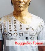 「ケンイシイ」アートプロジェクト「BUGGED-IN FUSION」