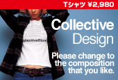 CollectiveDesignのTシャツ