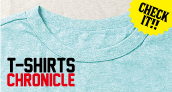 T-SHIRTS CHRONICLE